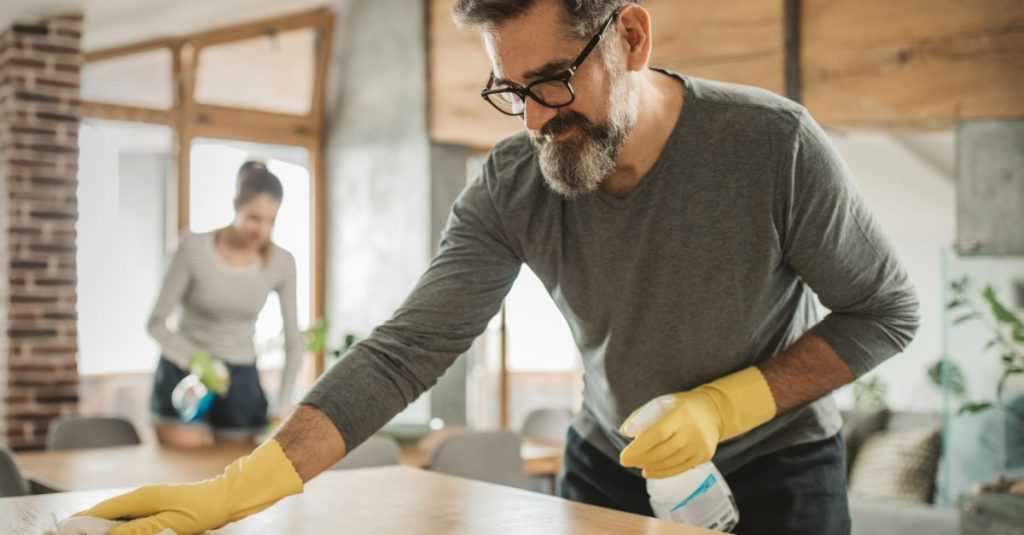 Get the Dirt on a Clean Home