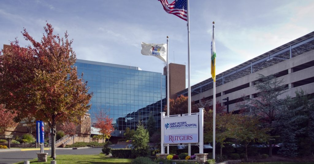 Saint Peter's University Hospital readies for May 1 CMS patient event notifications