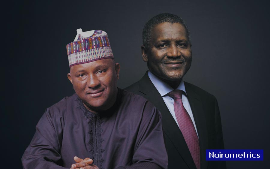 Dangote, BUA reconcile over sugar plant dispute after meeting with Ganduje, others