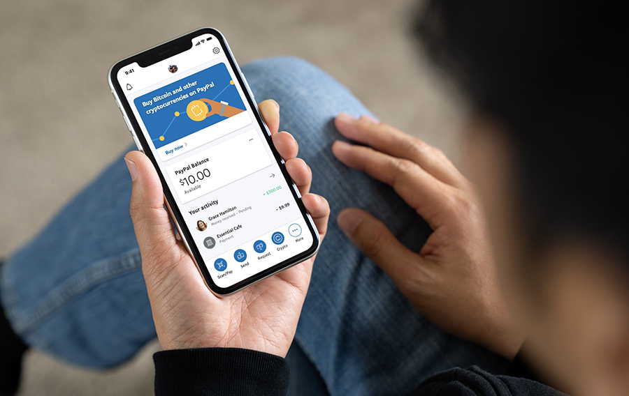 Paypal's Venmo now permits cryptocurrency trading