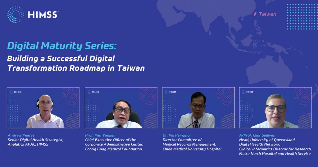 Taiwan's advancement in digital health: From EMRAM Stage 6 to 7