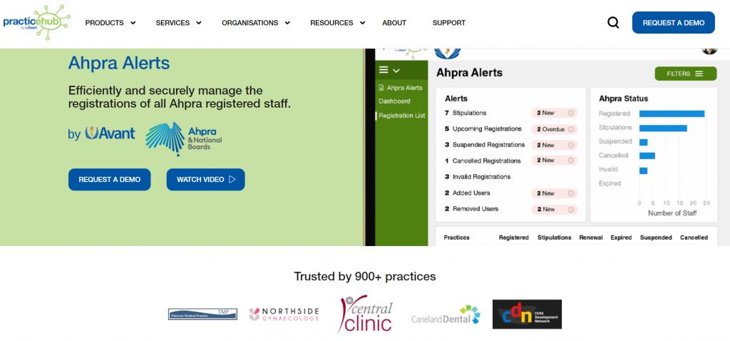 New app automates renewal of Australian healthcare professionals' Ahpra registrations