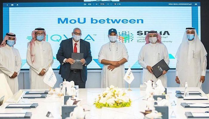 IQVIA partners with Saudi Data and Artificial Intelligence Authority (SDAIA)