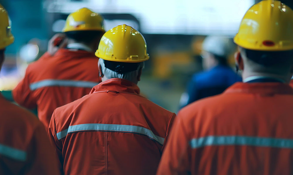 Using Personal Protective Equipment – PPE in Construction Sites