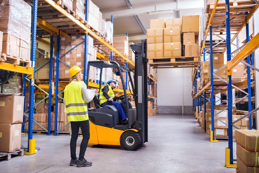How to Prevent Forklift Injury on Site