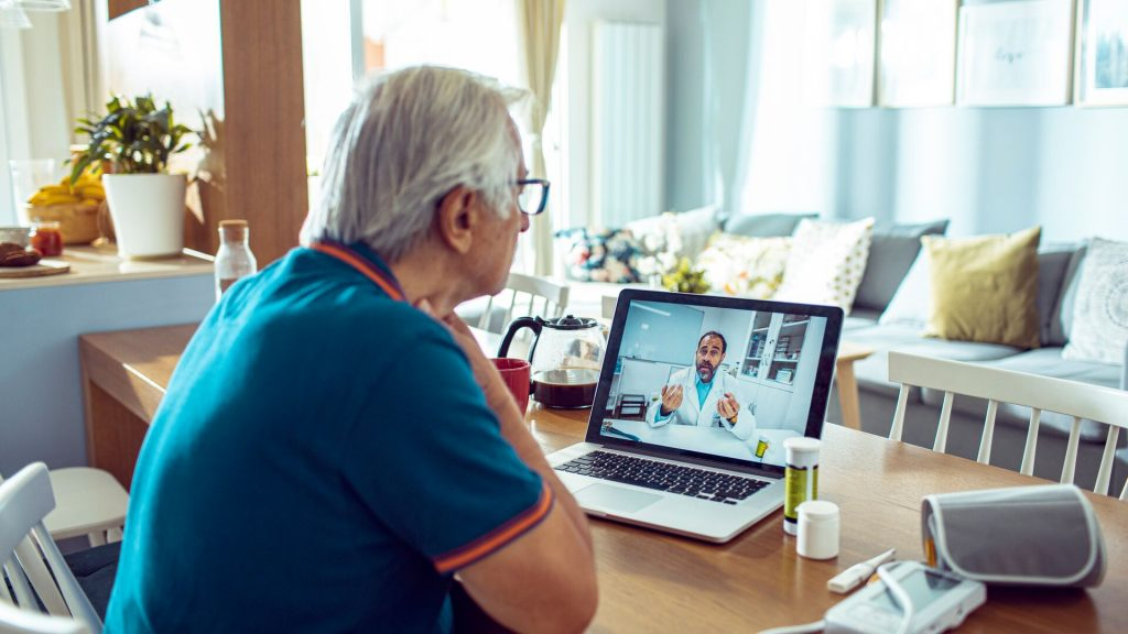 How Australia's aged care sector can improve digital health adoption at home