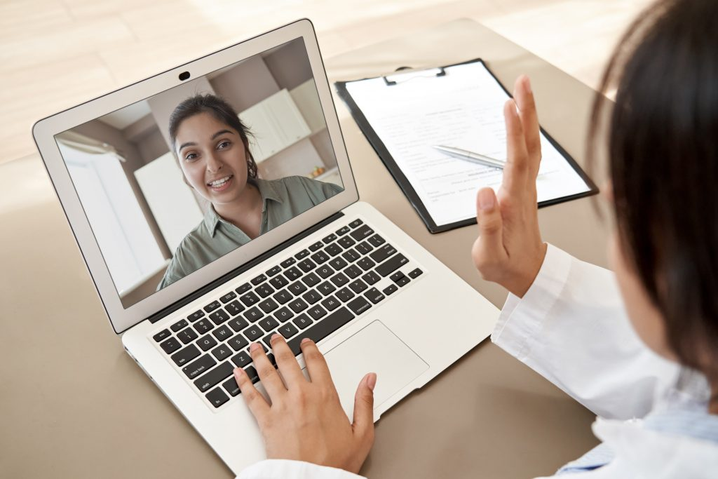 Doctors provide free telehealth services for COVID-19 patients in India