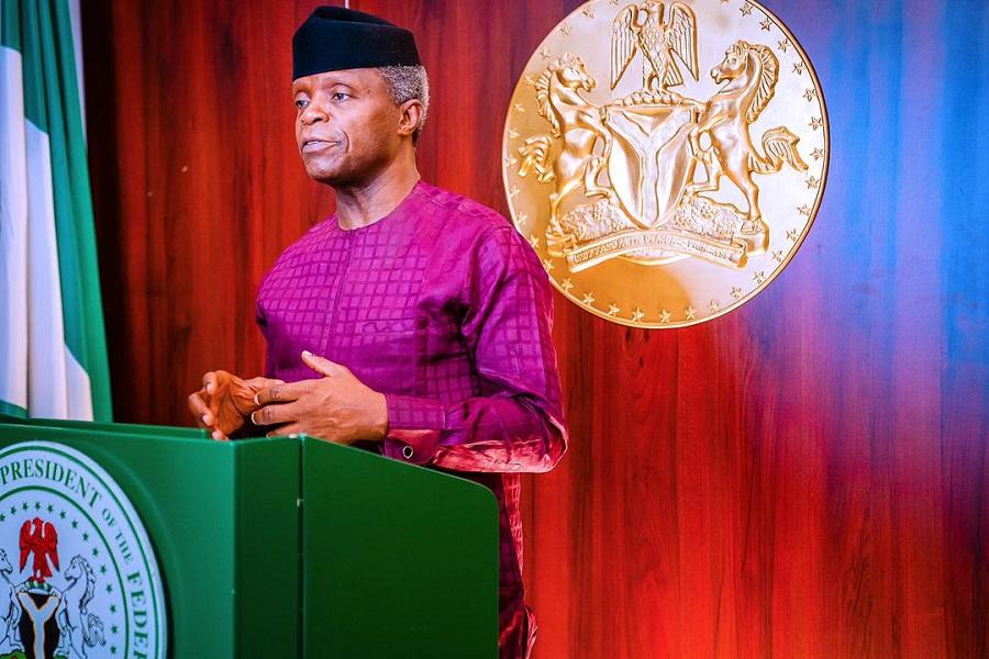 Osinbajo blames corruption, lack of transparency for poor contract negotiation in Nigeria