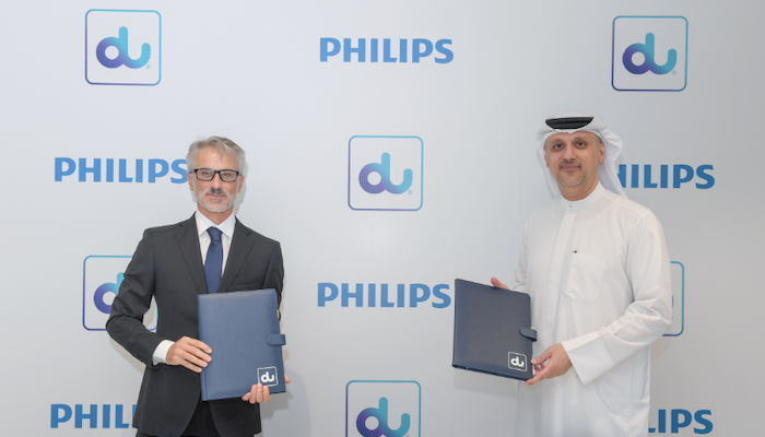 Philips partners with leading UAE telecoms company to fast-track data-driven healthcare