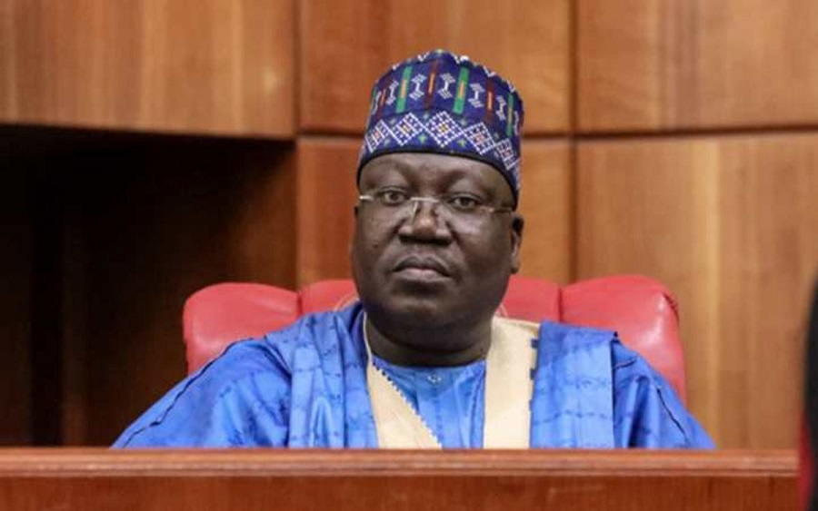 Senate President explains why senate voted for conditional E-transmission of results