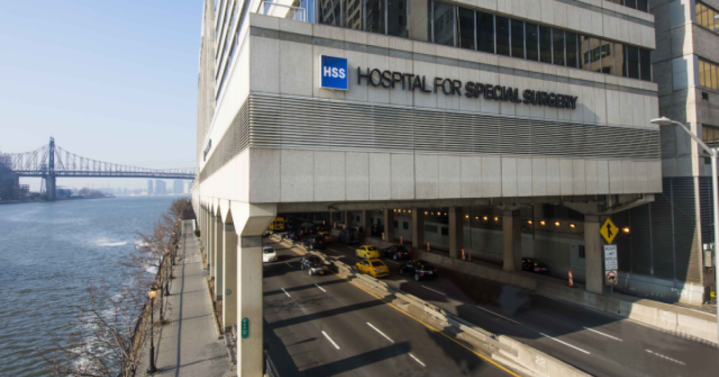 Hospital for Special Surgery accelerates speed to care for vulnerable patients