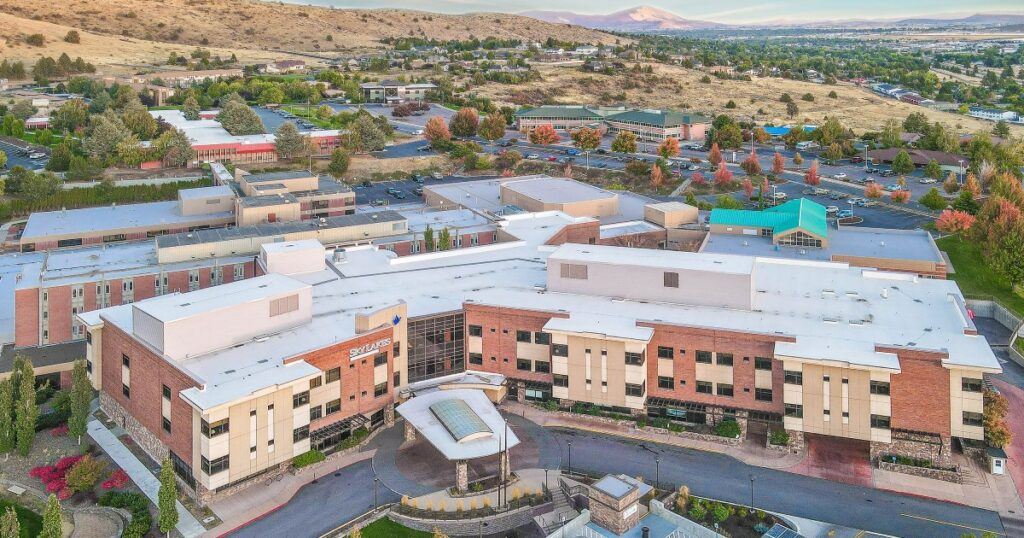Isolated Sky Lakes Medical Center gets big wins with new infrastructure