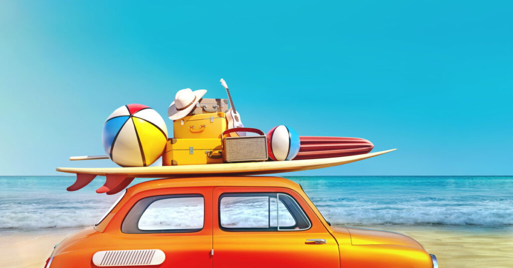 The Essential Beach Vacation Checklist
