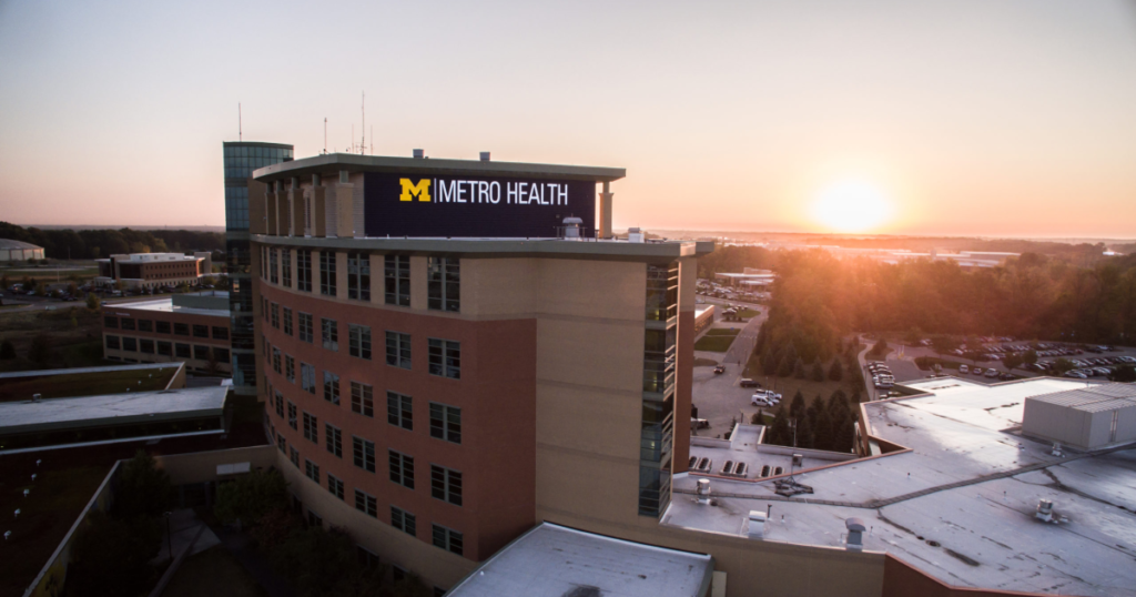 Metro Health's telehealth and RPM program is helping patients avoid hospital stays